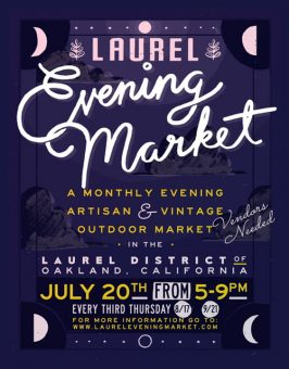 Laurel Evening Market